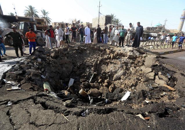 伊拉克恐怖襲擊遇難者人數增至43人