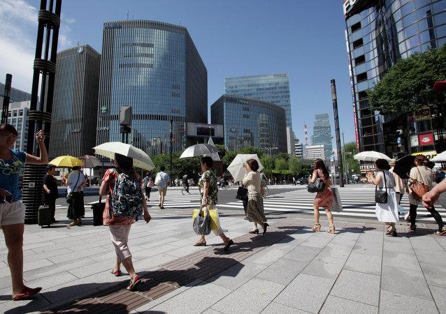 """日本""""普京总统杯""""桑搏锦标赛在东京举行"""