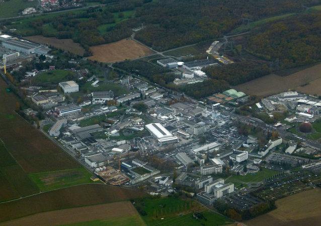 欧洲核子研究组织