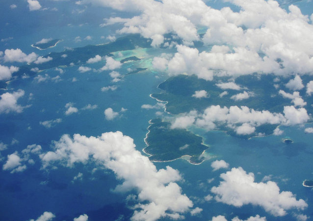 中石化启动南海争议岛屿油站建设