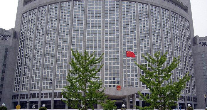 中國外交部: 高度關切中國公民波蘭被捕一案 要求依法公正處理