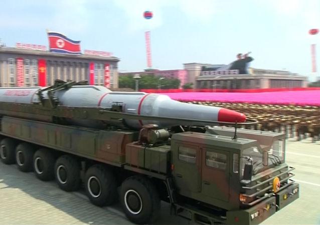 消息人士:俄無證據證明朝鮮擁有能打到美國的核武器
