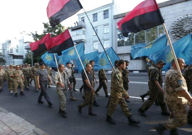 右区宣布乌克兰革命进入新的阶段