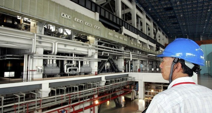 中國押注核電
