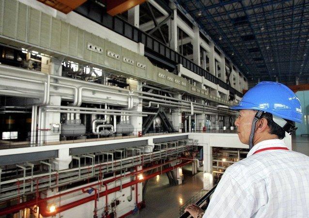 華媒:中國首次向歐盟出口自主設計製造的核電裝備