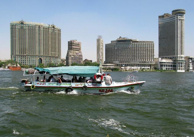 尼羅河 (埃及首都開羅)