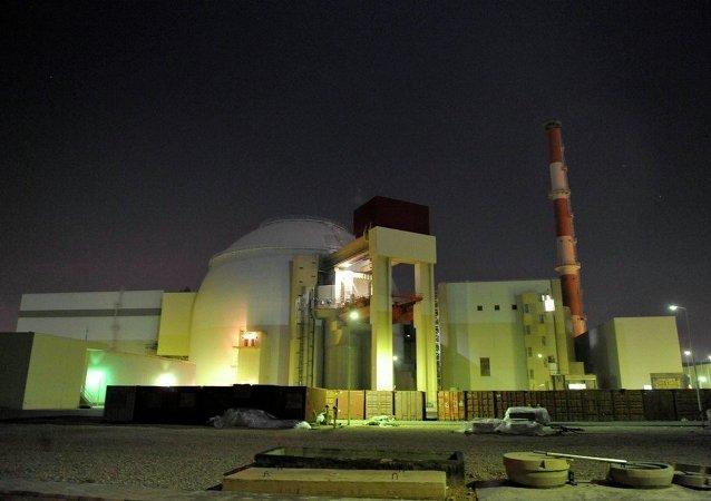 伊朗 核電站