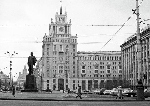 """莫斯科""""北京饭店""""已被放置拍卖平台"""