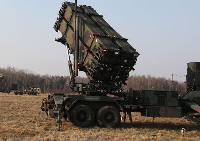 美國的歐洲導彈防禦系統