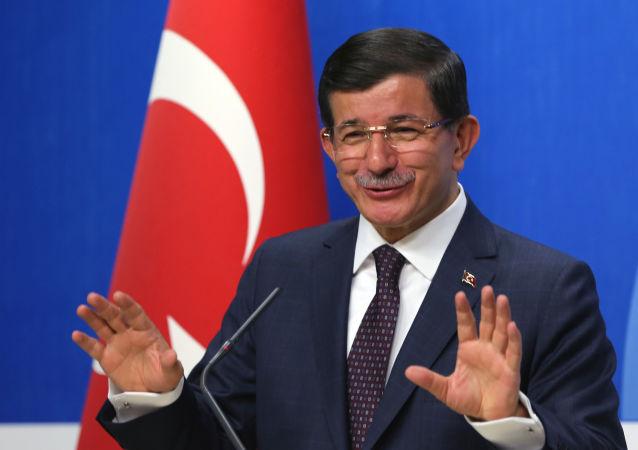 土耳其总理:安卡拉认为普京有关俄罗斯和土耳其的优先伙伴关系声明很重要