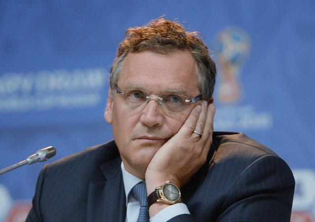 9月份被解职的国际足球联合会(FIFA)秘书长瓦尔克