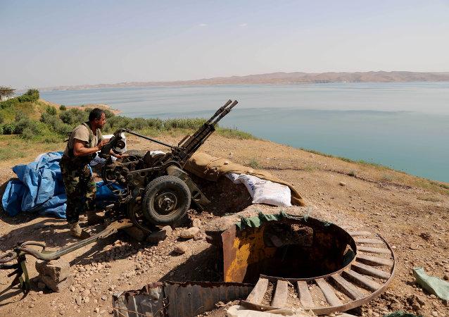 土耳其當局確認對伊拉克北部庫爾德分子陣地進行空襲