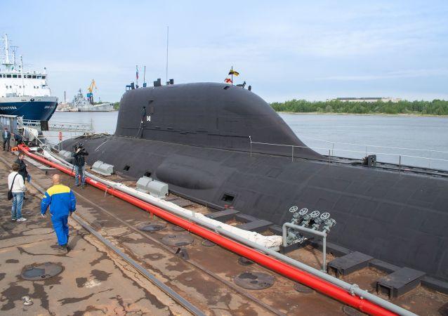 北德文斯克造船廠