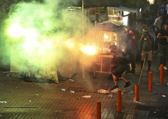 伊斯坦布爾騷亂中警察死亡人數升至2人