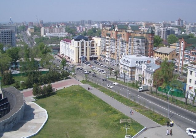 哈巴羅夫斯克
