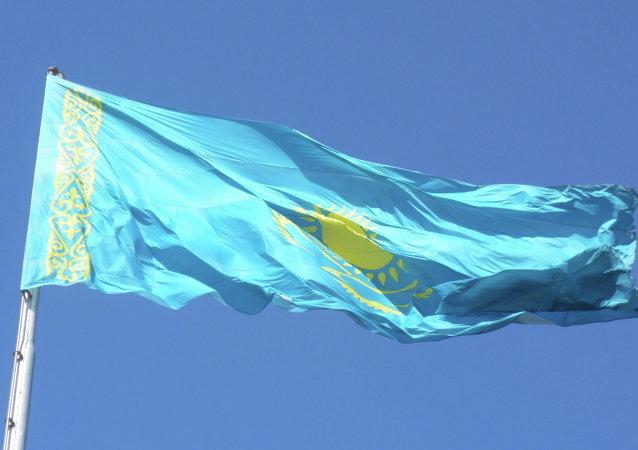 普京發電祝賀哈薩克斯坦獨立日