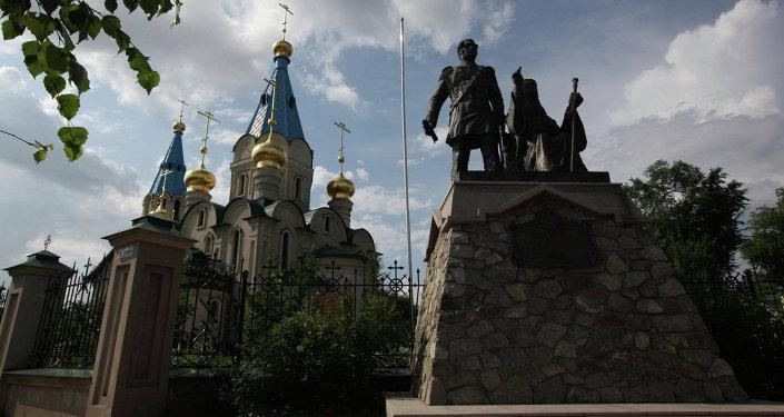 布拉戈维申斯克市