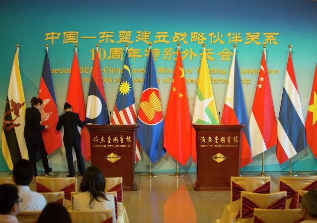中国已连续9年成为东盟第一大贸易伙伴