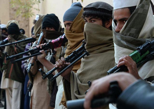 阿富汗伊斯兰国武装分子