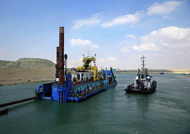 中国国家主席特使雒树刚将出席埃及新苏伊士运河竣工典礼