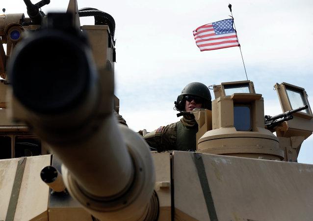 美国杂志:美国承认不没有做好与俄中发生军事冲突的准备