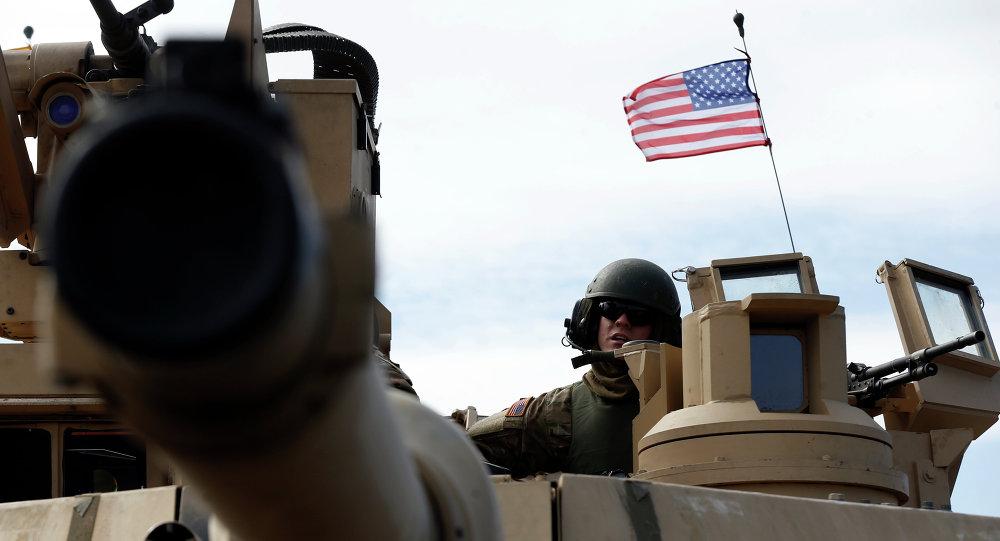 专家:美国拿中国作为增加军事预算的借口