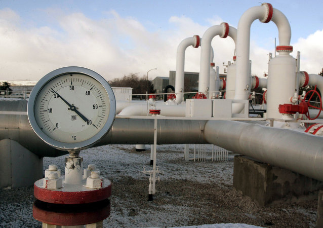 希臘對將「土耳其流」天然氣管線延長至其境內感興趣