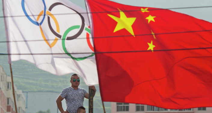 """中国政府欲将2022年冬奥会打造为""""无烟冬奥"""""""