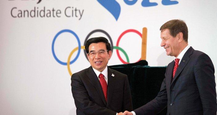 茹科夫被任命為2022年北京冬奧會協調委員會負責人