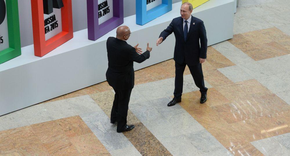 俄工商會:金磚國家應加強貿易聯繫