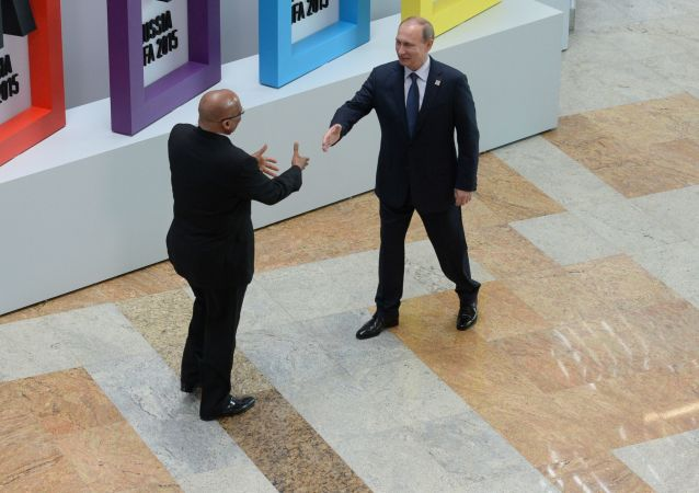 俄工商会:金砖国家应加强贸易联系