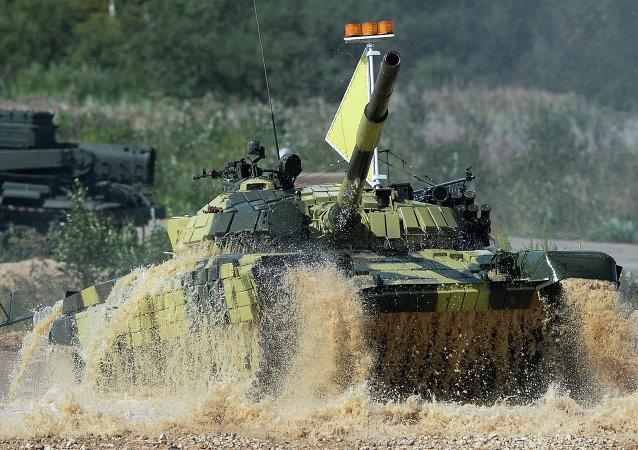 俄国防部:俄罗斯将于2017年2月首次举办世界军人运动会