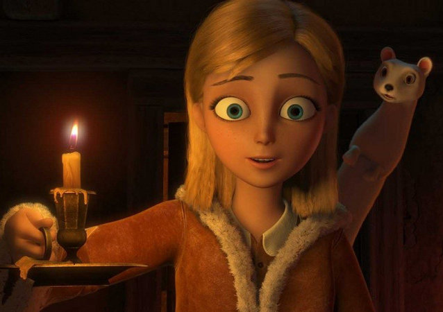 動畫片《冰雪女王》即將在中國上映