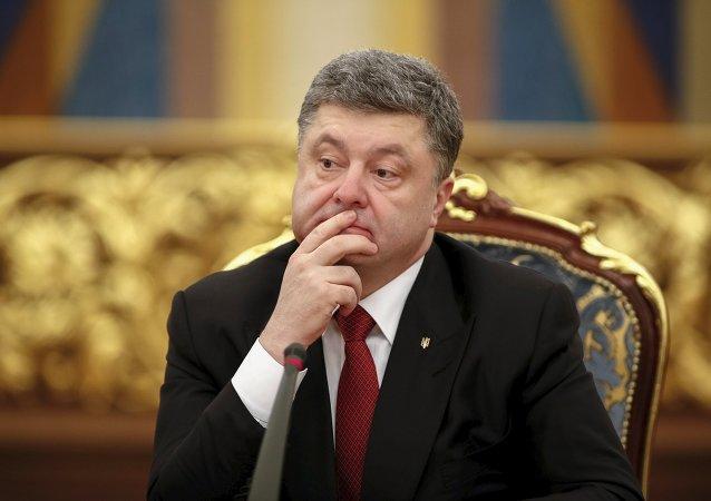 波罗申科抱怨自己的收入减少 称他的生活并不是蜜