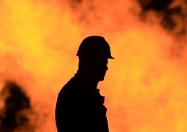 德国难民中心火灾伤者超过50人