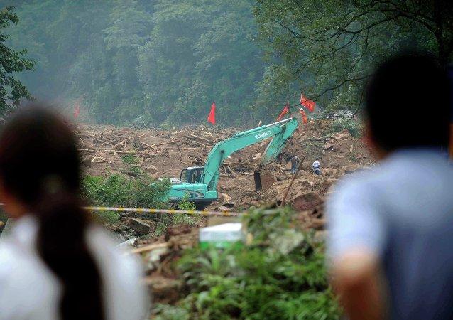 陝西旱澇災害造成直接經濟損失逾27億元 11人死亡