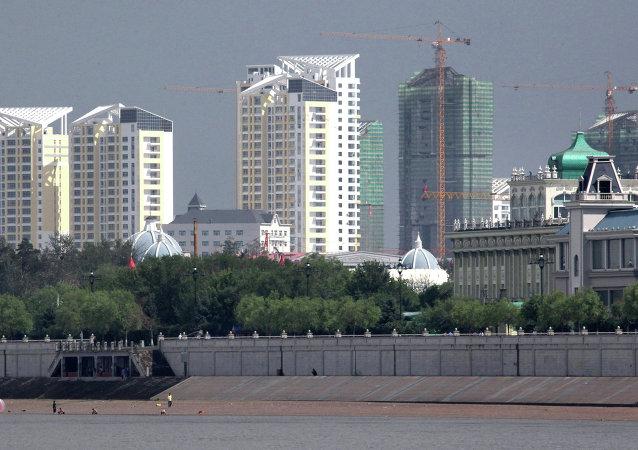 俄中口岸因技術故障導致遊客被滯溜