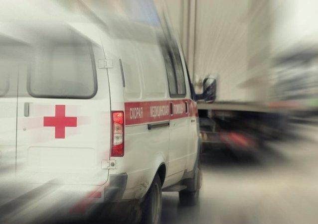 俄列寧格勒州觀光巴士肇事致3死20傷