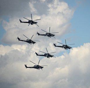 配备有激光防护系统武装直升机将于2019年开始列装俄空天军部队