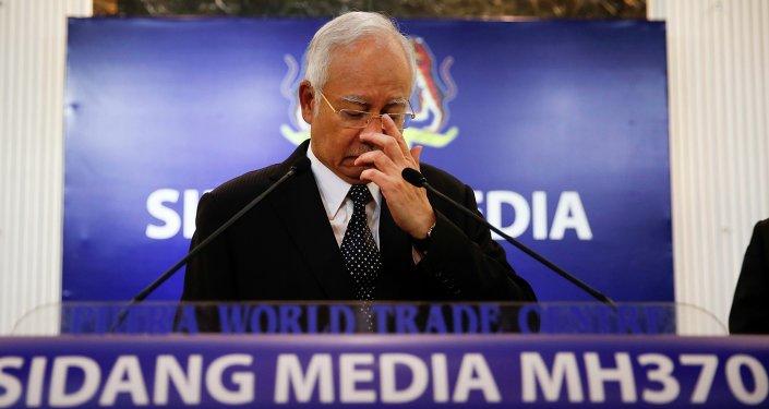 马来西亚警方连续第二天搜查前总理住宅