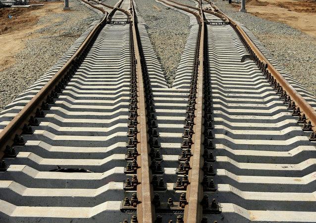 俄羅斯為對華出口推出鐵路運輸新路線