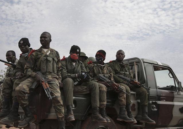 马里国防部长希望俄罗斯能支持萨赫勒地区的反恐斗争