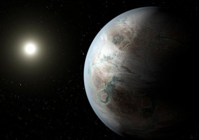 天文学家找到一颗有可能宜居的星球