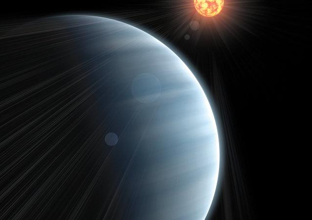 克里米亞天文學家發現了第一顆星際彗星