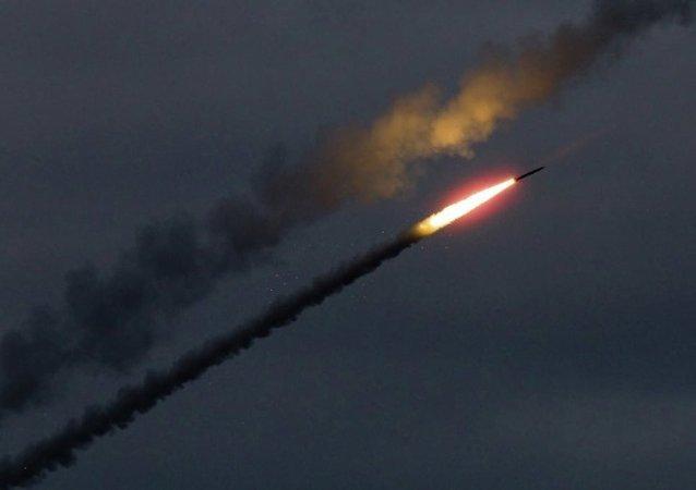 俄將出口新型航空火箭彈