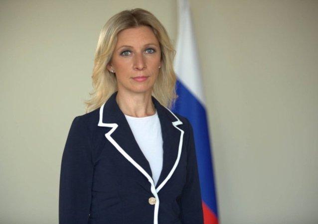 俄外交部:莫斯科贊許希臘允許俄飛機利用其領空向敘利亞運送人道主義物資