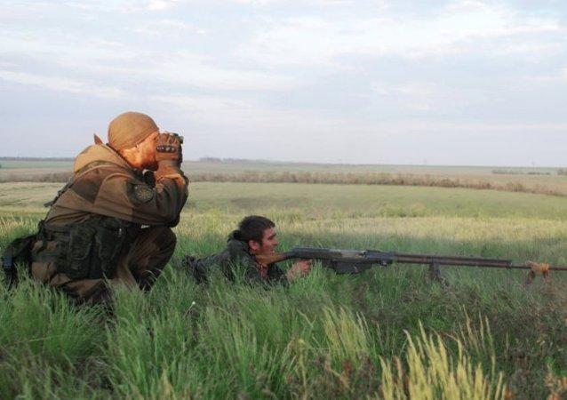 頓涅茨克國防部:遭民兵重創的烏軍直升機內可能有雇傭兵