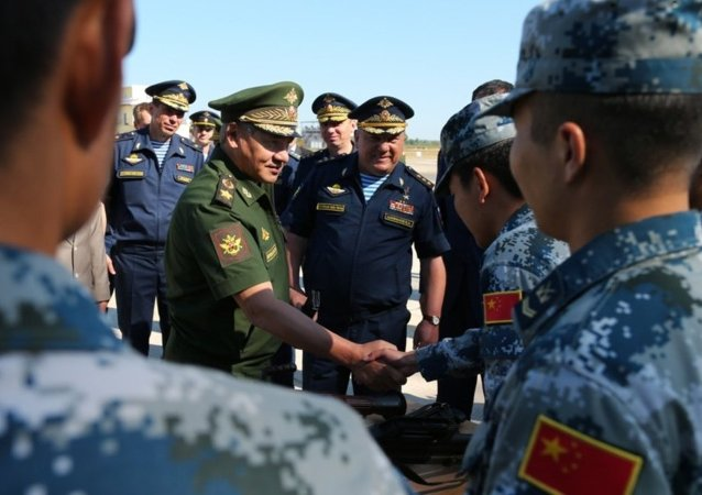 中国国防部:中俄两军将进一步深化交流与合作