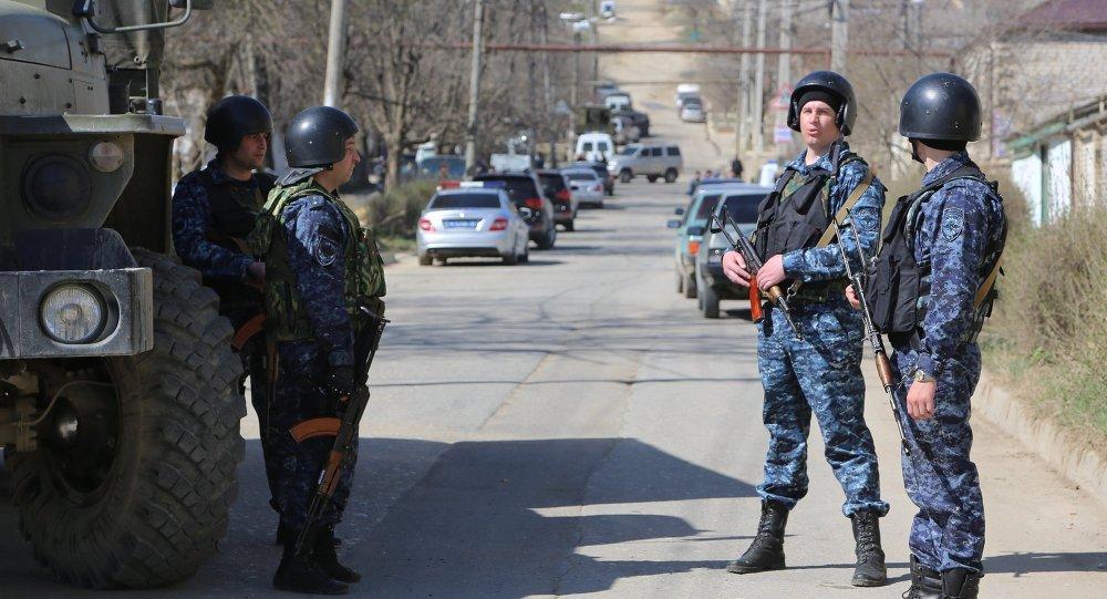 3名武装分子在达吉斯坦的特别行动中被消灭