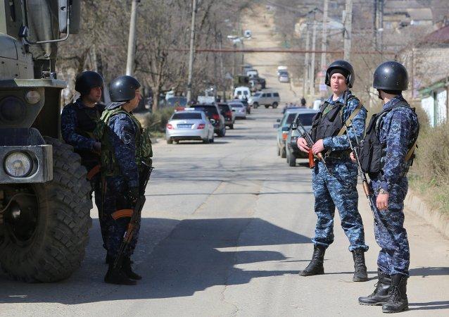 恐怖組織「高加索酋長國」的頭目在俄達吉斯坦被擊斃